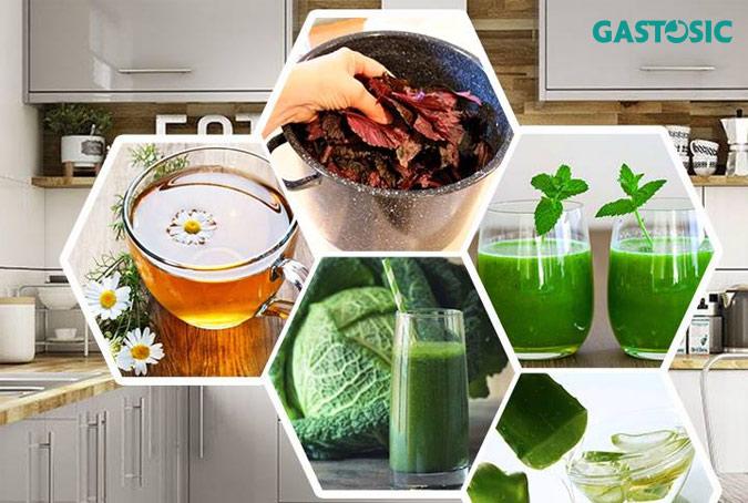 Thức uống giảm trào ngược dạ dày thực quản hiệu quả