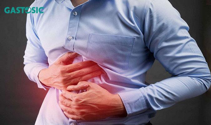 Trào ngược dạ dày có đau bụng không
