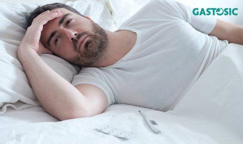 Trào ngược dạ dày có gây sốt không? Xử lý thế nào ?
