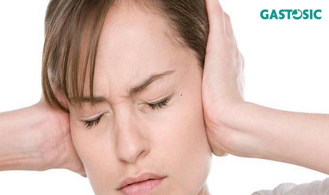 Trào ngược dạ dày gây ù tai
