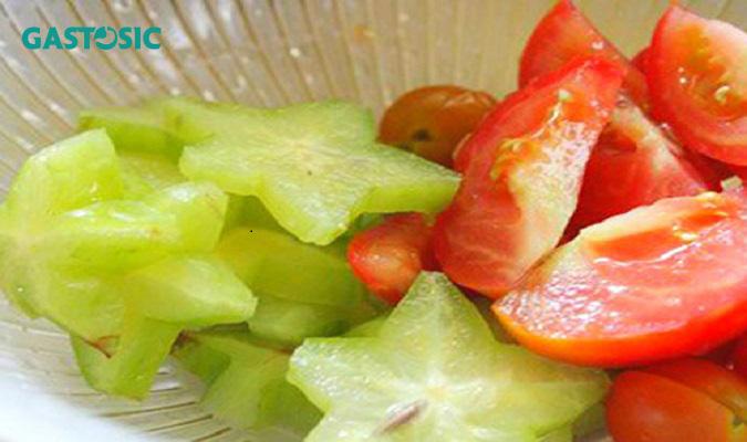 Trào ngược dạ dày nên kiêng các thực phẩm chua có tính axit
