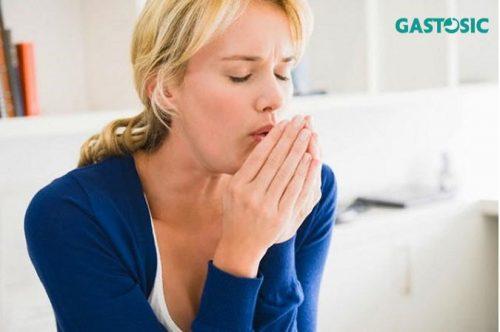 Cảnh báo trào ngược dạ dày gây viêm phế quản và cách xử lý