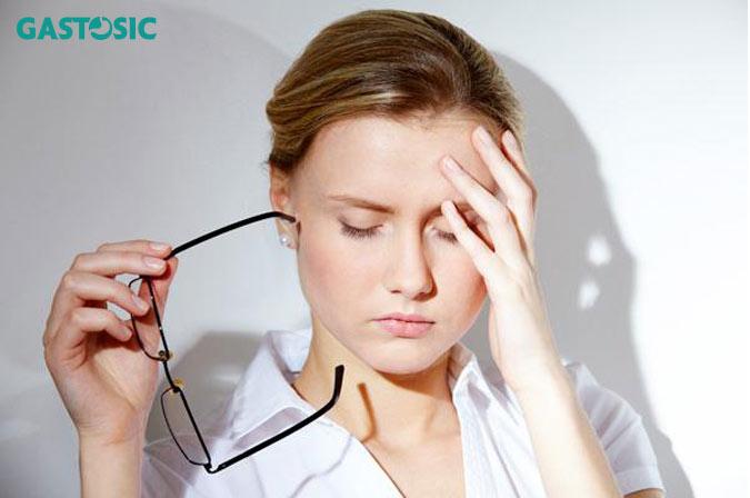 Căng thẳng nguyên nhân gây trào ngược dạ dày