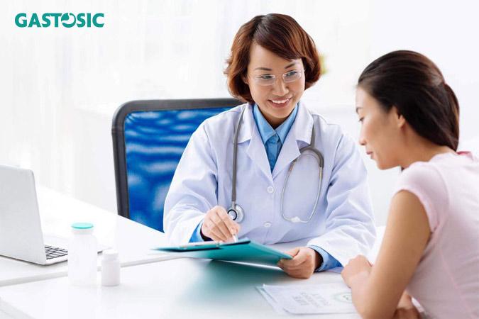 Cần đi khám bác sĩ ngay khi có dấu hiệu ợ nóng liên tục