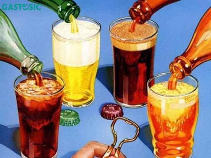 Hạn chế thức uống có gas