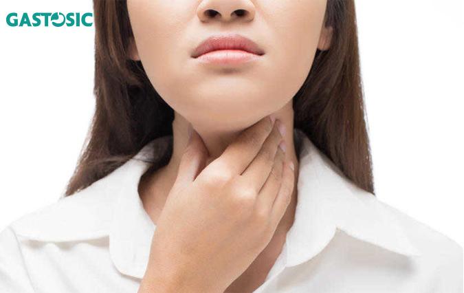 Ợ nóng triệu chứng trào ngược dạ dày