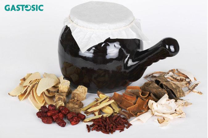 Thuốc Đông Y chữa trào ngược dạ dày thực quản cải thiện triệu chứng