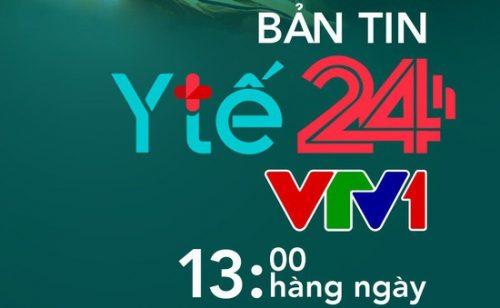VTV1 đưa tin về Gastosic tại Hội nghị tiêu hóa Hà Nội lần thứ 25