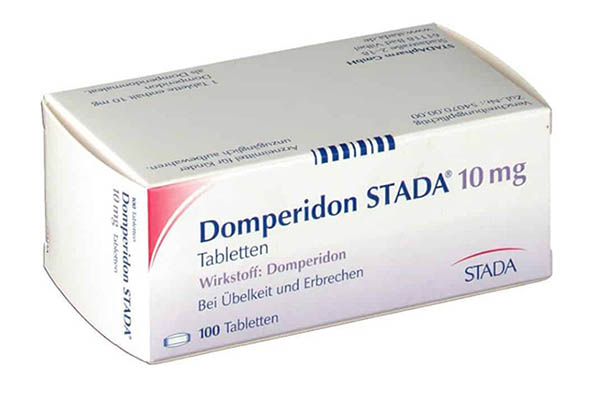 Thuốc trị trào ngược dạ dày Domperidon